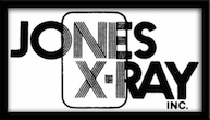 Logo of Jones X-Ray